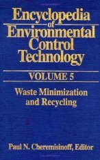 Encyclopedia of Environmental Control Technology Volume 5
