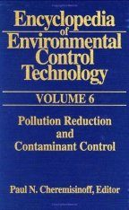 Encyclopedia of Environmental Control Technology Volume 6