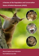 A Review of the Population and Conservation Status of British Mammals