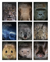 Handbook of the Mammals of the World, Volumes 1 to 9
