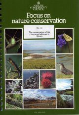 The Conservation of the Chequered Skipper in Britain