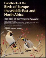 The Birds of the Western Palearctic, Volume 5