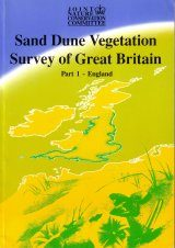 Sand Dune Vegetation Survey of Great Britain, Part 1: England