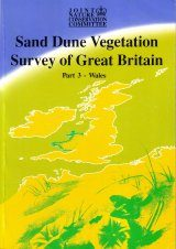 Sand Dune Vegetation Survey of Great Britain, Part 3: Wales