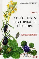 Coléoptères Phytophages d'Europe, Tome 2: Chrysomelidae [Phytophagous Beetles of Europe, Volume 2: Chrysomelidae]