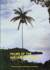 Palms of the Solomon Islands