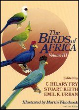 The Birds of Africa, Volume 3