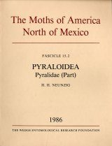 The Moths of America North of Mexico, Fascicle 15.2: Pyralidae: Phycitinae 2