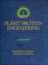 Plant Protein Engineering