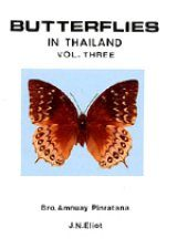 Butterflies of Thailand, Volume 3