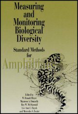 Measuring and Monitoring Biological Diversity: Standard Methods for Amphibians