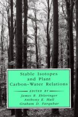 Stable Isotopes and Plant Carbon/Water Relations
