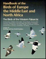 The Birds of the Western Palearctic, Volume 9