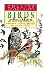 Collins Pocket Guide to Birds of Britain and Europe