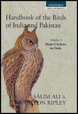 Handbook of the Birds of India and Pakistan, Volume 3