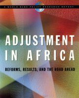 Adjustment in Africa