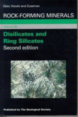 Rock-Forming Minerals, Volume 1B: Disilicates and Ring Silicates