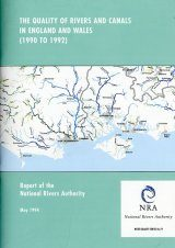 The Quality of Rivers and Canals in England and Wales (1990 to 1992)