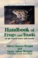 Handbook of Frogs and Toads of the United States and Canada