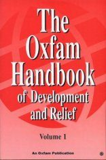 The Oxfam Handbook of Development and Relief