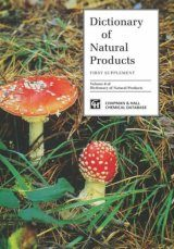 Dictionary of Natural Products: Volume 8