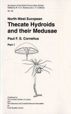 SBF Volume 50: North-West European Thecate Hydroids & their Medusae (2-Volume Set)