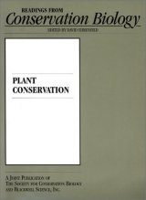 Readings from Conservation Biology: Plant Conservation