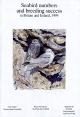 Seabird Numbers and Breeding Success in Britain and Ireland, 1994