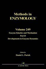Enzyme Kinetics and Mechanism, Part D