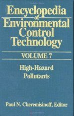 Encyclopedia of Environmental Control Technology Volume 7