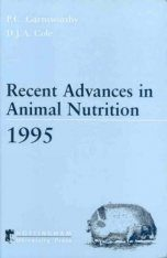 Recent Advances in Animal Nutrition 1995