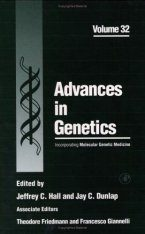 Advances in Genetics, Volume 32