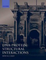 DNA-Protein: Structural Interactions