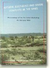Natural Resources and Social Conflicts in the Sahel