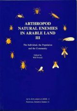 Arthropod Natural Enemies in Arable Land, Volume 3