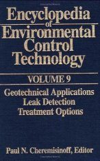 Encyclopedia of Environmental Control Technology, Volume 9