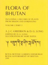 Flora of Bhutan, Volume 2, Part 2