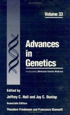 Advances in Genetics, Volume 33