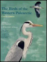 The Birds of the Western Palearctic, Concise Edition