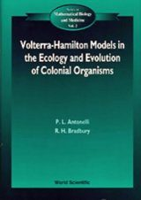Volterra-Hamilton Models in the Ecology and Evolution of Colonial Organisms