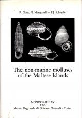The Non-Marine Molluscs of the Maltese Islands