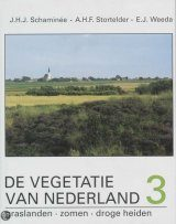 De Vegetatie van Nederland, Volume 3: Plantengemeenschappen Van Graslanden, Zomen en Droge Heiden [The Vegetation of the Netherlands, Volume 3: Plant Communities of Grasslands, Verges and Dry Heaths]