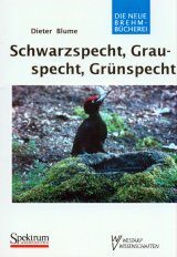 Schwarzspecht, Grauspecht, Grünspecht [Black, Grey-Headed and Green Woodpeckers]