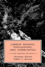 Carbon Dioxide, Populations and Communities