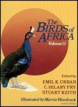 The Birds of Africa, Volume 2