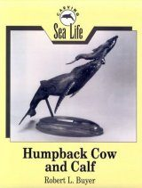 Carving Sea Life: Humpback Cow and Calf