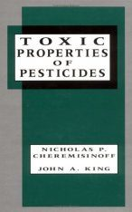 Toxic Properties of Pesticides