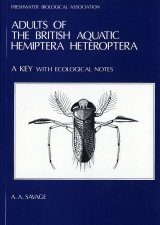 Adults of the British Aquatic Hemiptera Heteroptera