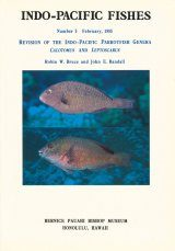 A Revision of the Indo-West Pacific Parrotfish Genera Calotomus and Leptoscarus (Scaridae: Sparisomatinae)