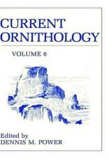 Current Ornithology, Volume 6